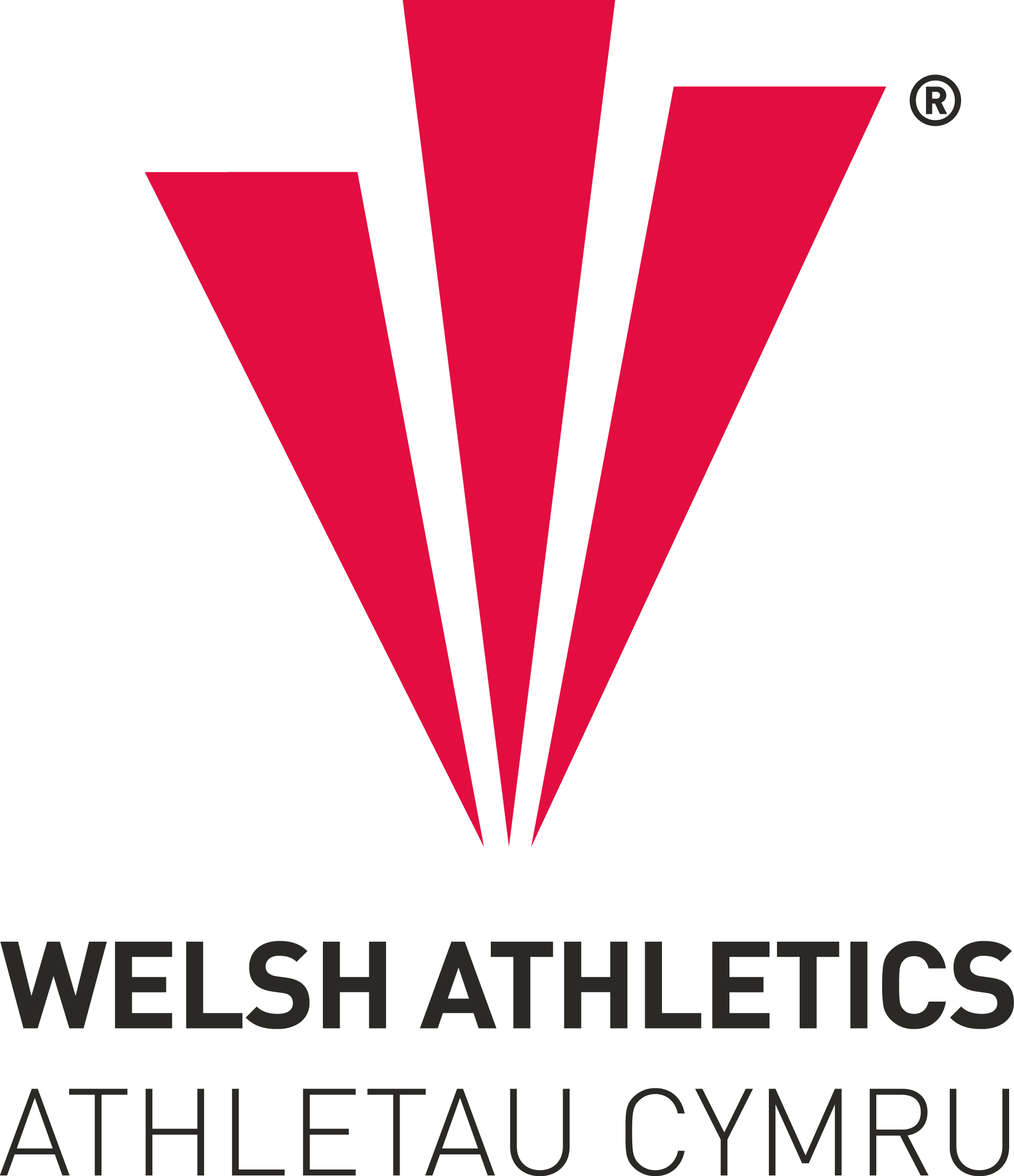 Welsh Athletics Ltd. Logo